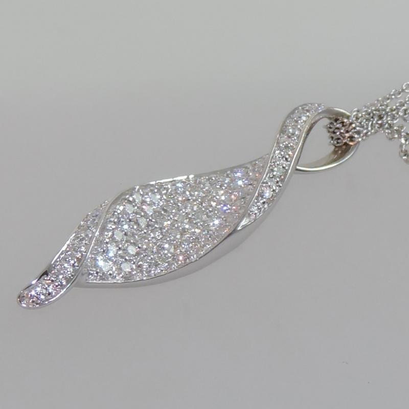 Pave-Diamond-Twist-Pendant