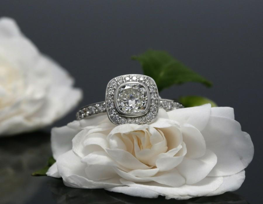 Bridal Ring w Flower