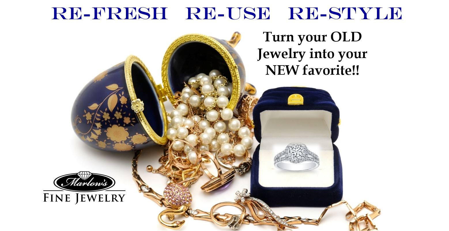 refresh renew restyle your jewelry
